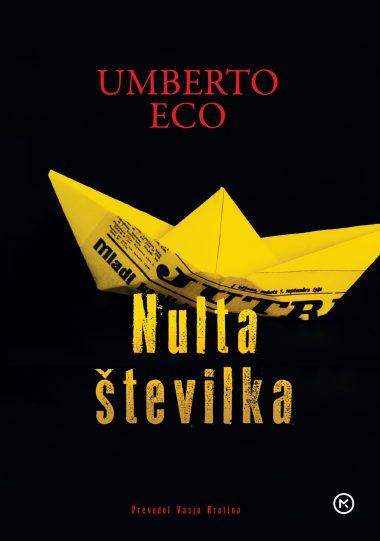 Umberto Eco, Nulta številka