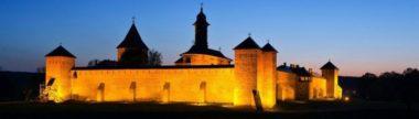Na fotografiji: Samostan Dragomirna, Romunija (dobitnik nagrade EU za kulturno dediščino leta 2014, vir: EACEA)
