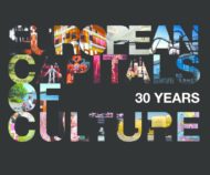 European capitals of culture - 30 years