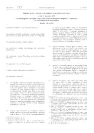 Uredba EP in Sveta o uvedbi programa Ustvarjalna Evropa
