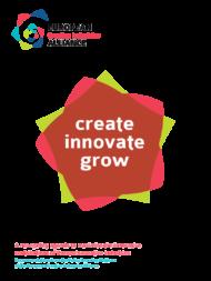 Create innovate grow. Primeri dobrih praks in predlogi za oblikovanje politik za KUS.