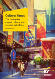 Cultural Times. The First Global Map of Cultural and Creative Industries.