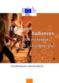 European Audiences: 2020 and beyond. Conference conclusions