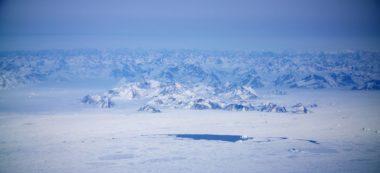 """Začetek produkcije """"Zadnjih ledenih lovcev"""" na Grenlandiji (foto: Facebook)"""
