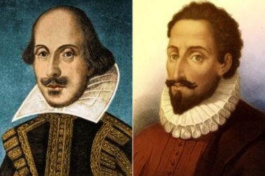 Cervantes&Shakespeare