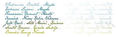 Razstava v galeriji DESSA »V ospredje: pionirke slovenske arhitekture in oblikovanja« (projekt MoMoWo/ZRC SAZU).
