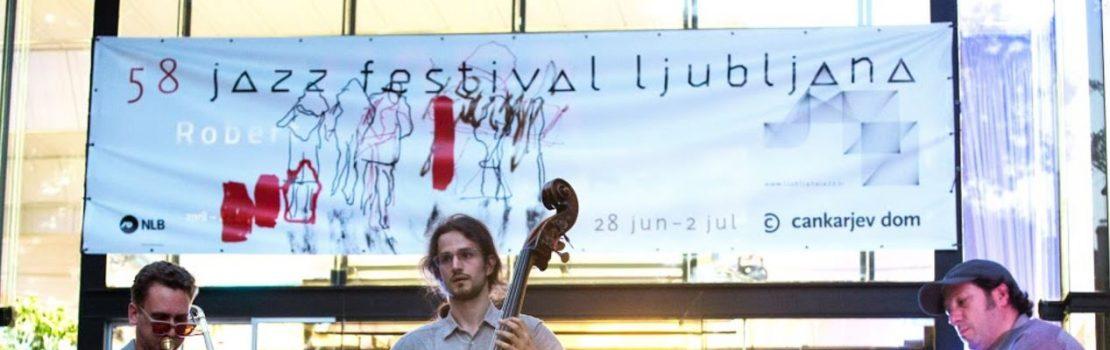 Otvoritveni večmedijski performans 58. Jazz festival Ljubljana, Foto: Nada Žgank