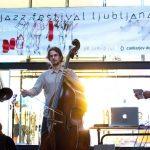 Otvoritveni večmedijski performans 58. Jazz festival Ljubljan