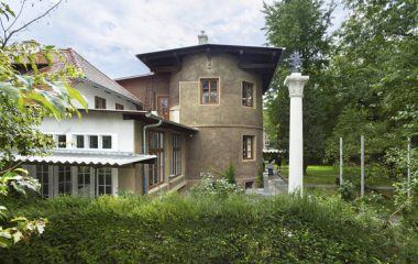 Plečnikova hiša, Foto: Andrej Peunik, Vir: Culture.si